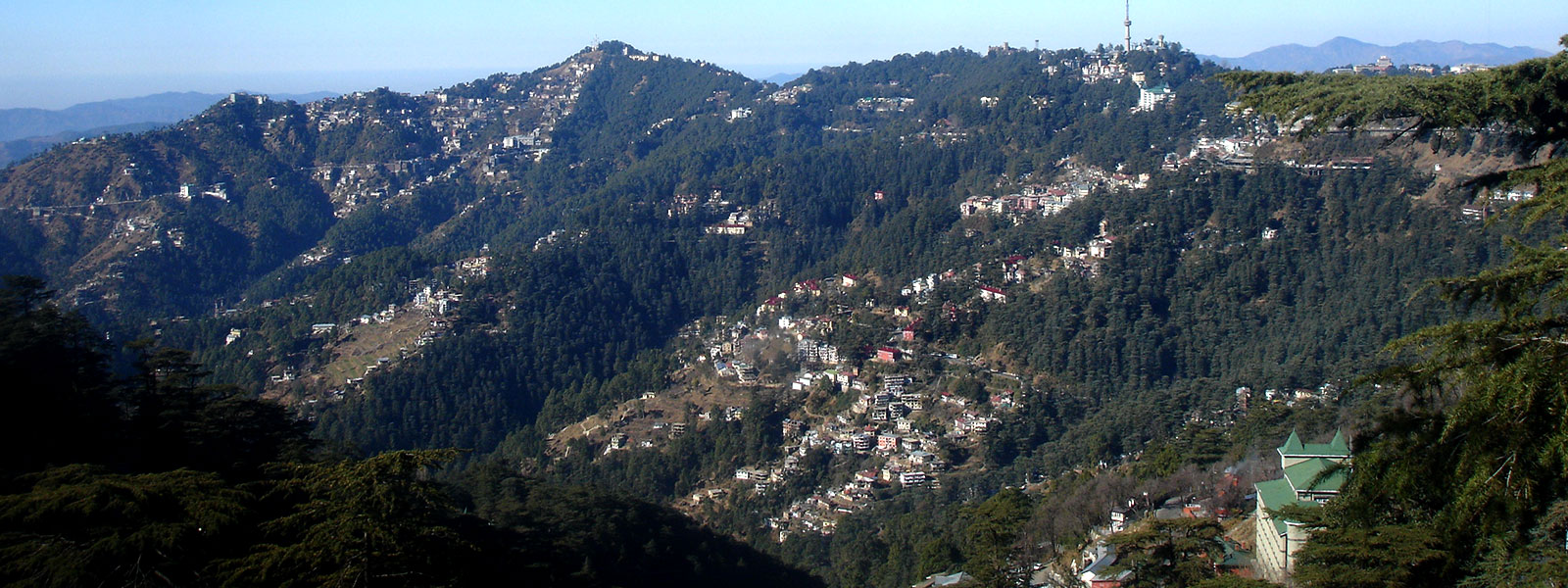 Luxury Hotels in Shimla